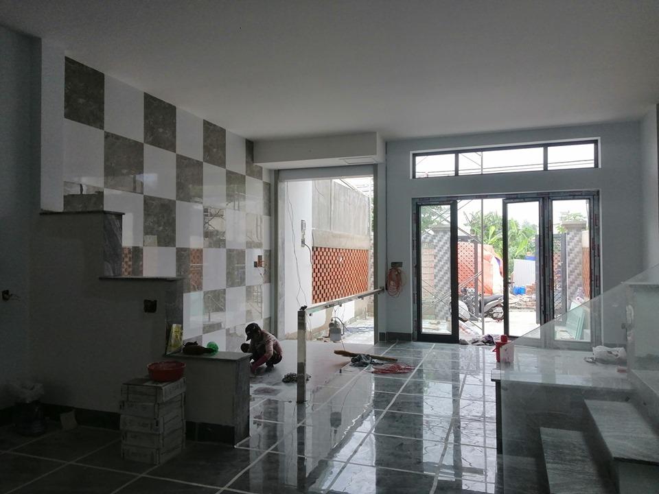 Nhà anh Trường - Thạnh Phú 2