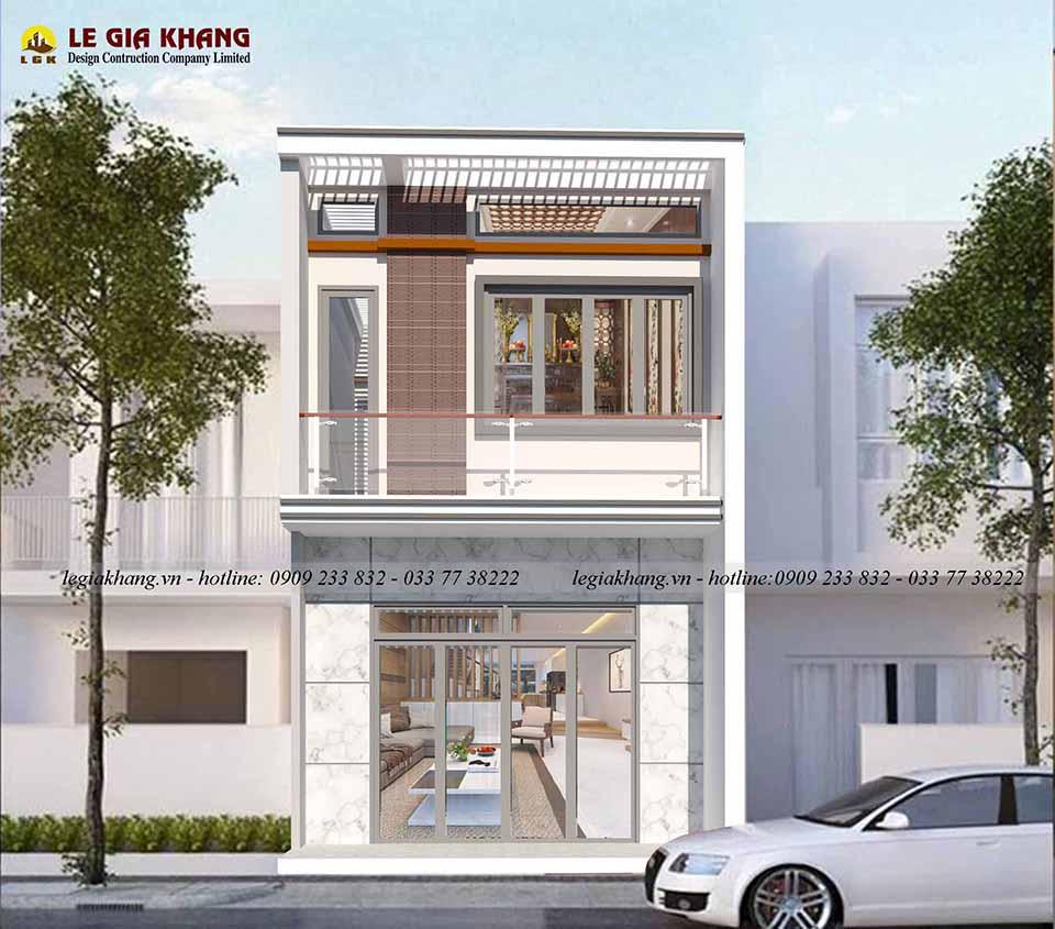 Nhà anh Phong - Phường Tân Phong 1