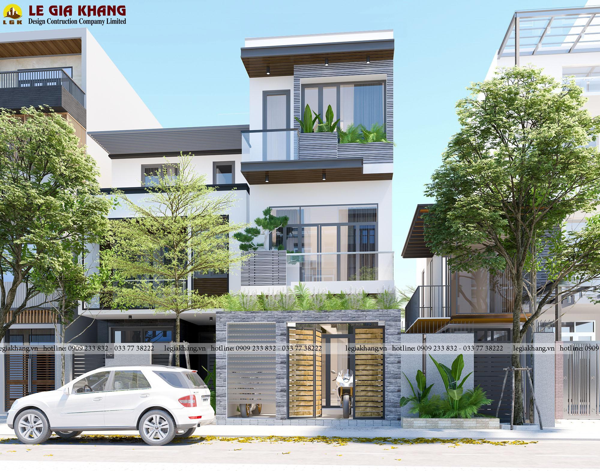 Nhà đẹp Biên Hoà - A. Khoa 9
