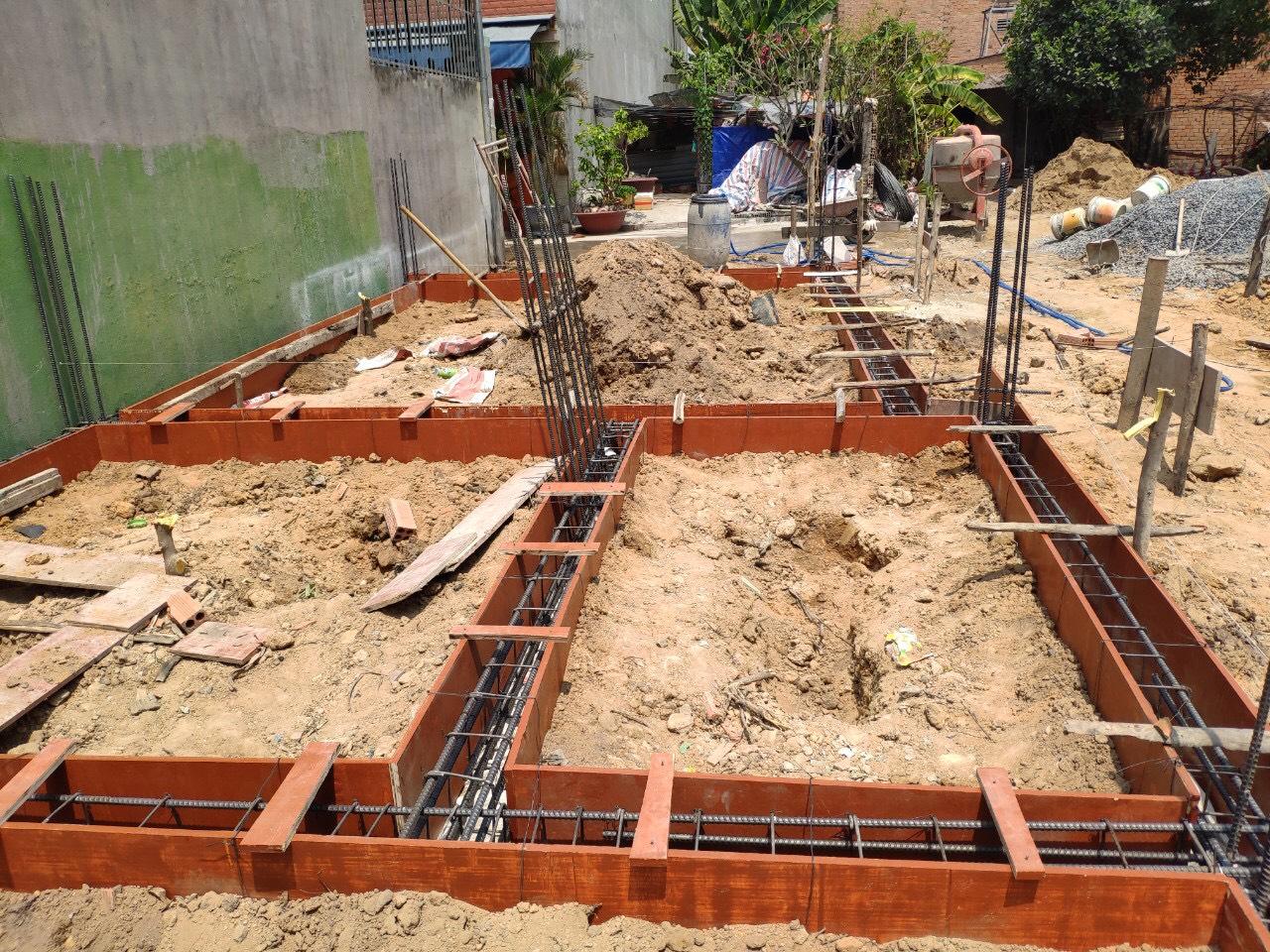 Hình ảnh thi công xây dựng công trình Biên Hòa Đồng Nai 3
