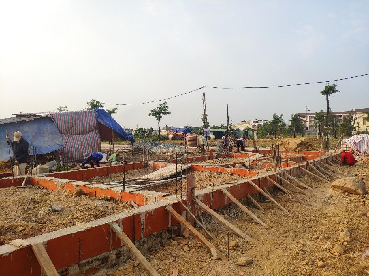 Hình ảnh thi công xây dựng công trình Biên Hòa Đồng Nai 10