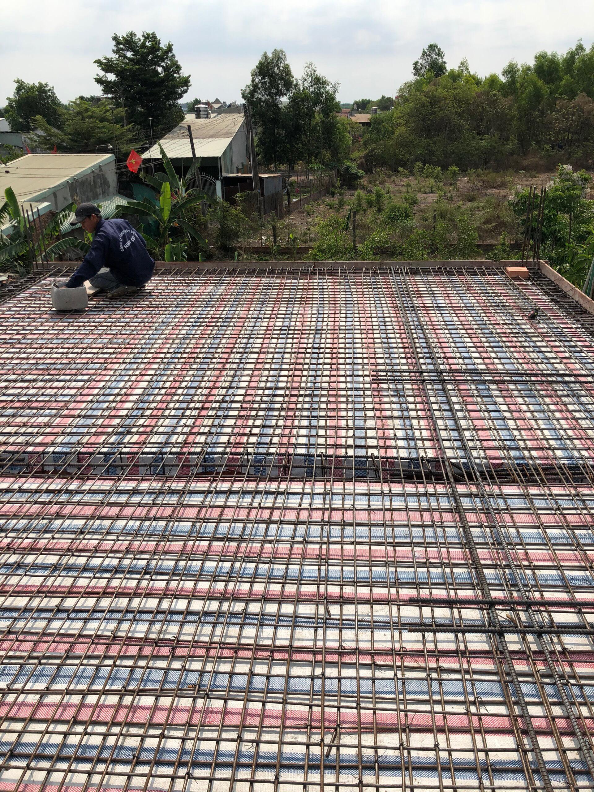 Hình ảnh thi công xây dựng công trình Biên Hòa Đồng Nai 11
