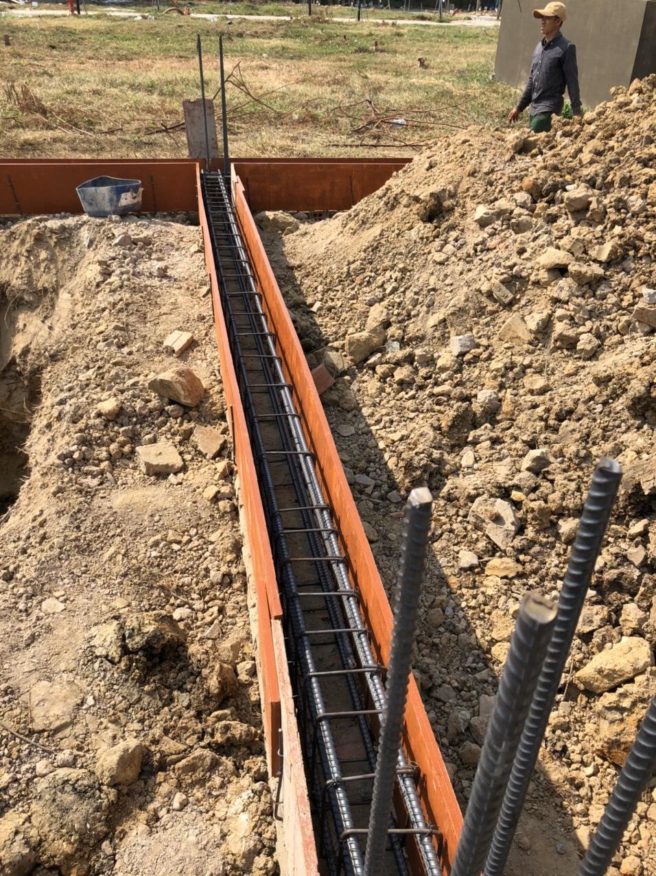 Hình ảnh thi công xây dựng công trình Biên Hòa Đồng Nai 12