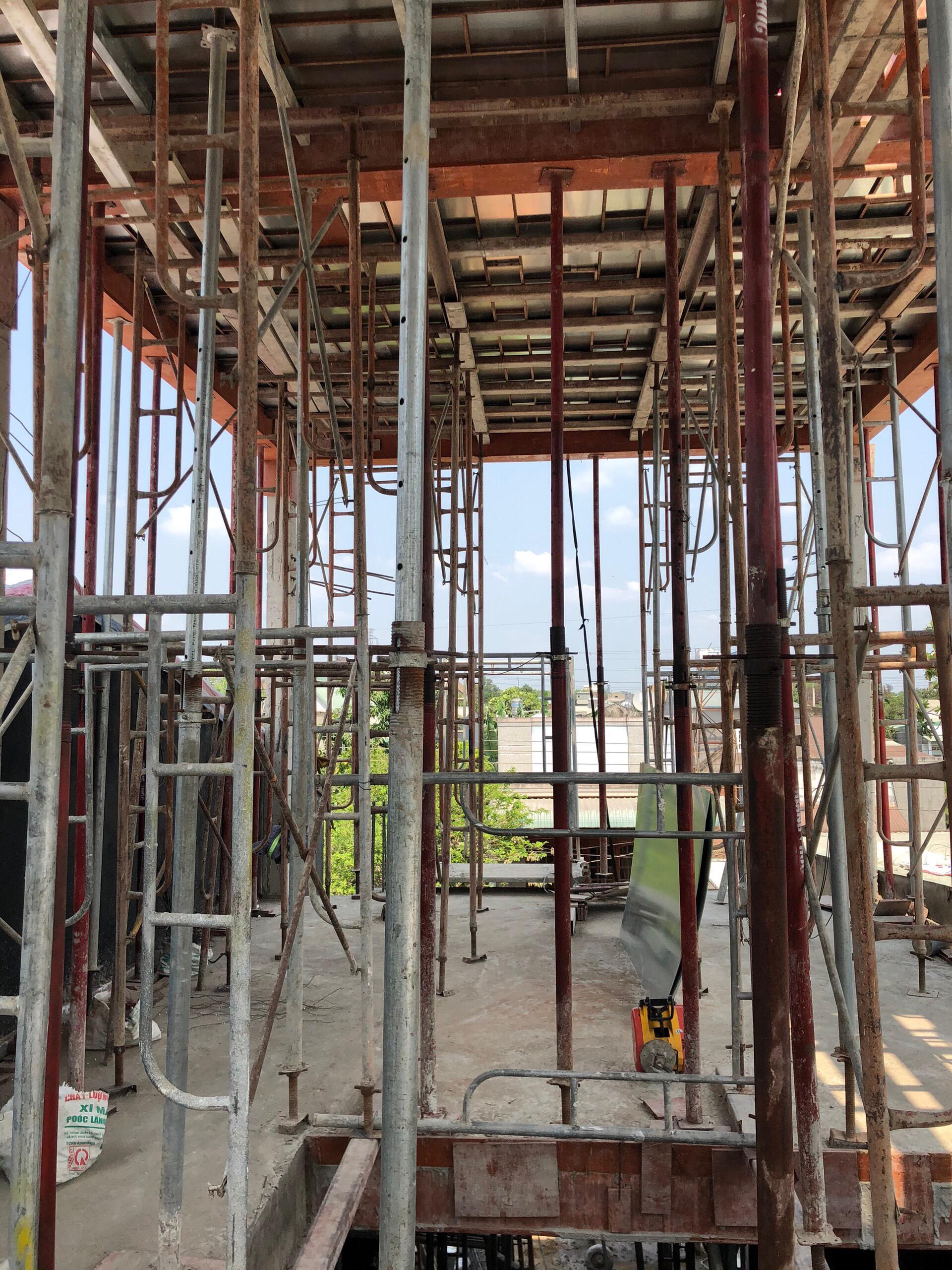 Hình ảnh thi công xây dựng công trình Biên Hòa Đồng Nai 13