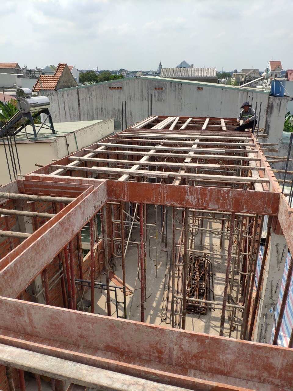 Hình ảnh thi công xây dựng công trình Biên Hòa Đồng Nai 16