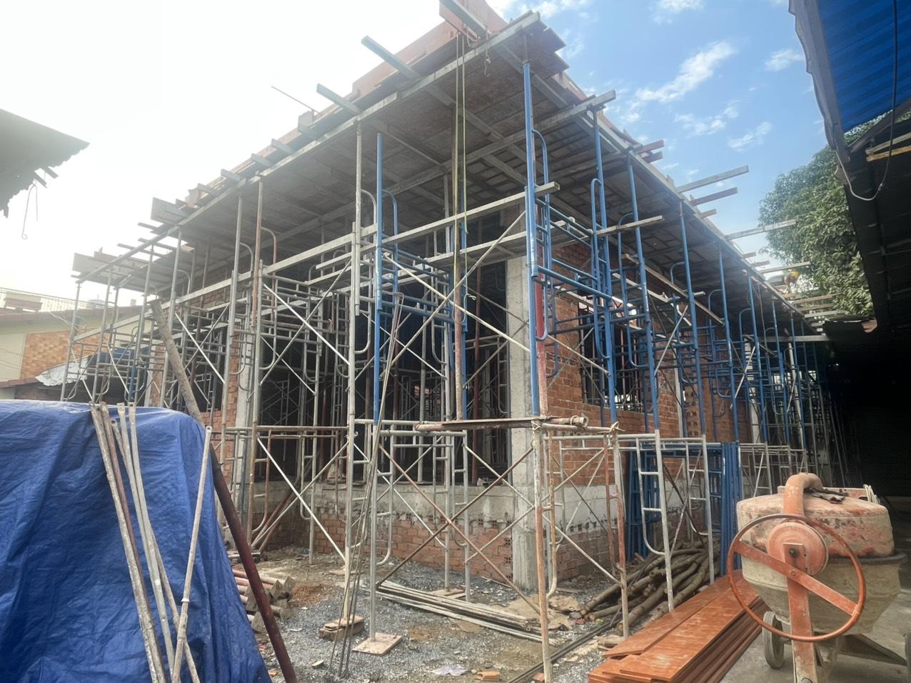 Hình ảnh thi công xây dựng công trình Biên Hòa Đồng Nai 29