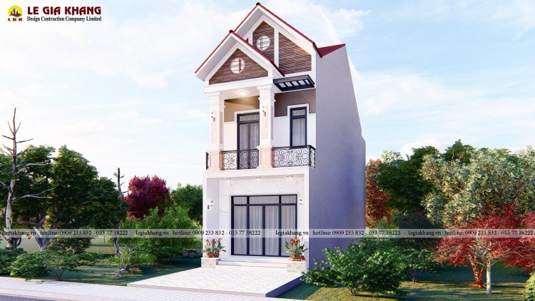 Nhà Phố Mái Thái Biên Hòa 3