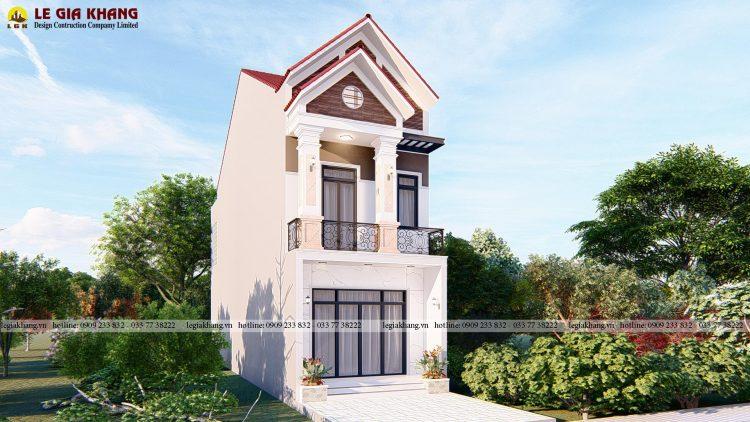 Nhà Phố Mái Thái Biên Hòa 2