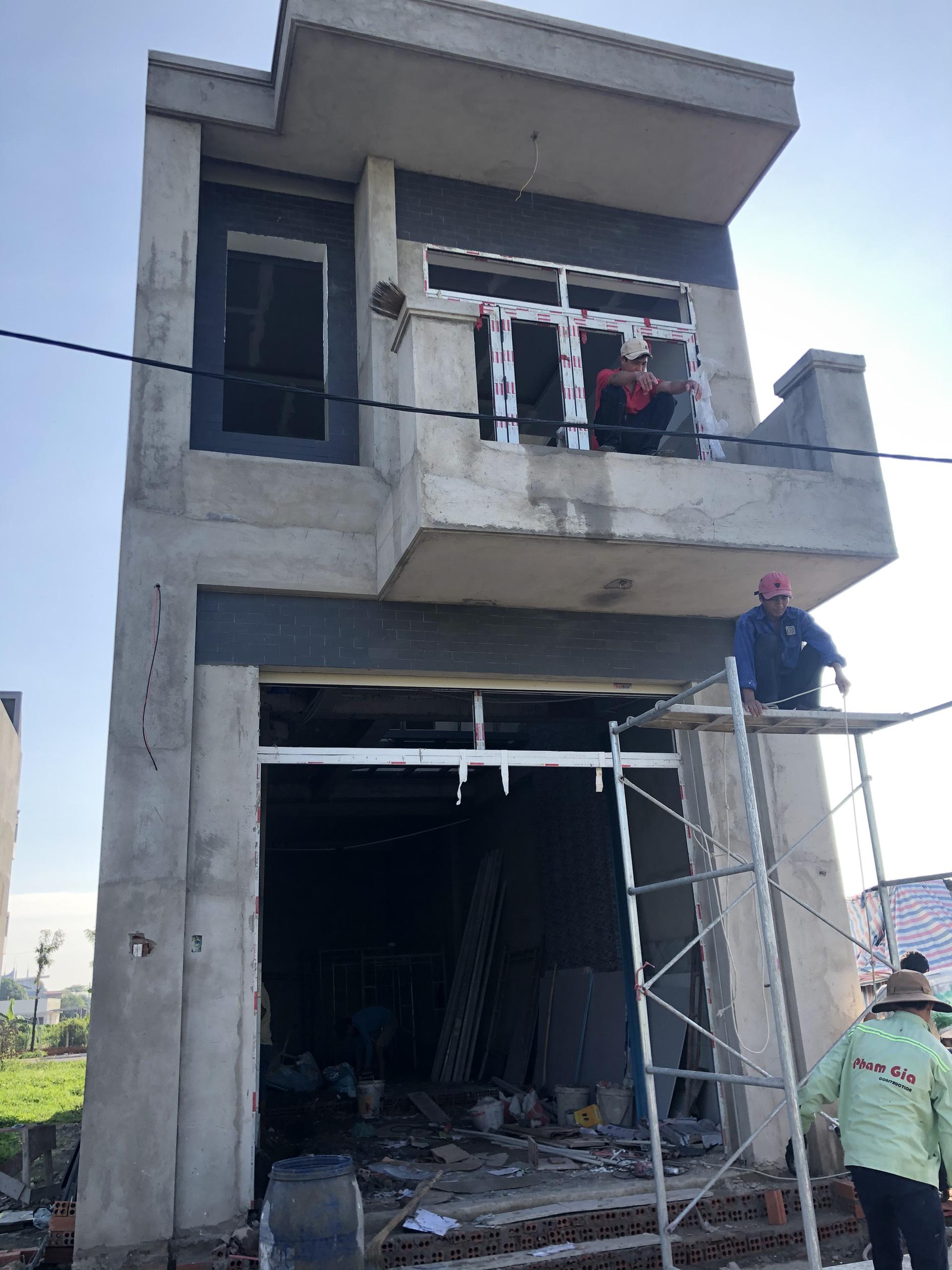 nhà thầu xây dựng tại biên hòa