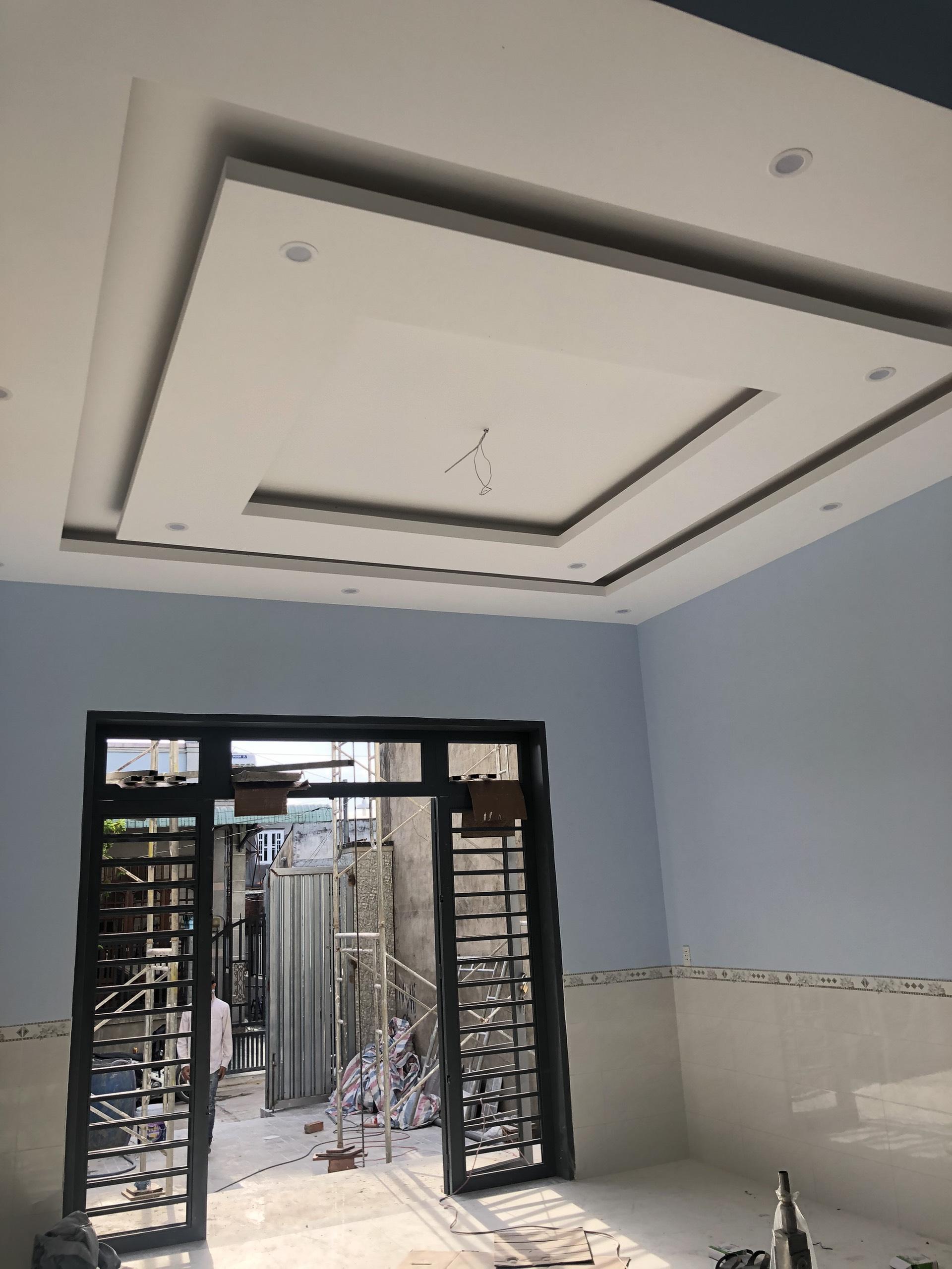Nhà đẹp Biên Hòa đang thi công chuẩn bị bàn giao cho khách 15