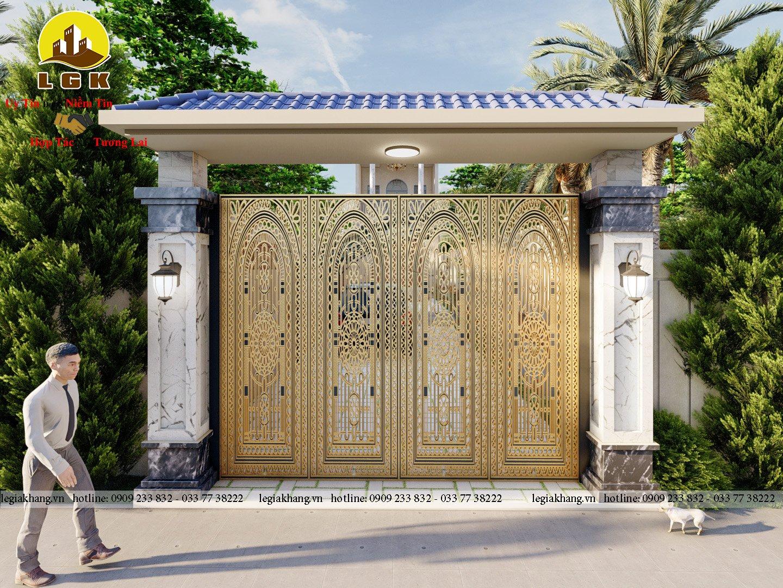 Nhà Phố Mái Thái 5x20 - A Việt 15