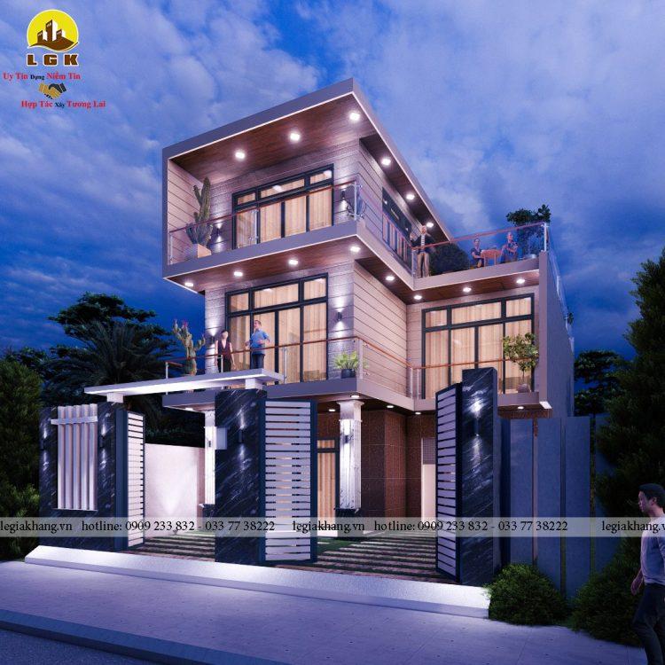 Villa -10x20m 5